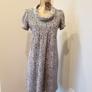 🆕️NWOT Calvin Klein   Smocked Cowl Neck Dress